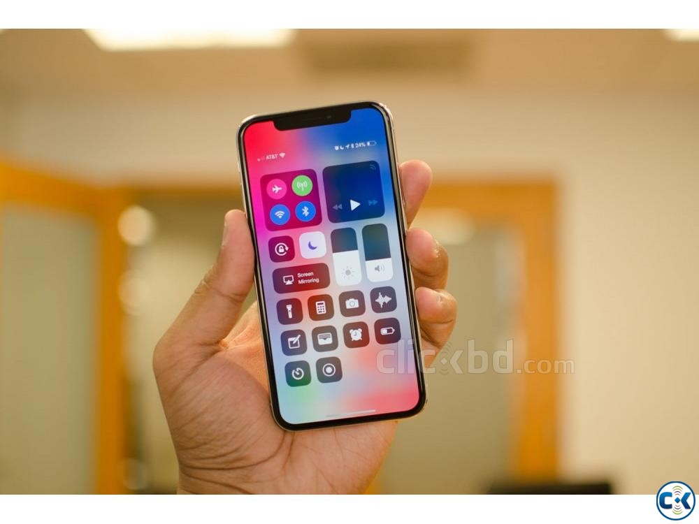 Apple iphone X 256GB | ClickBD large image 1
