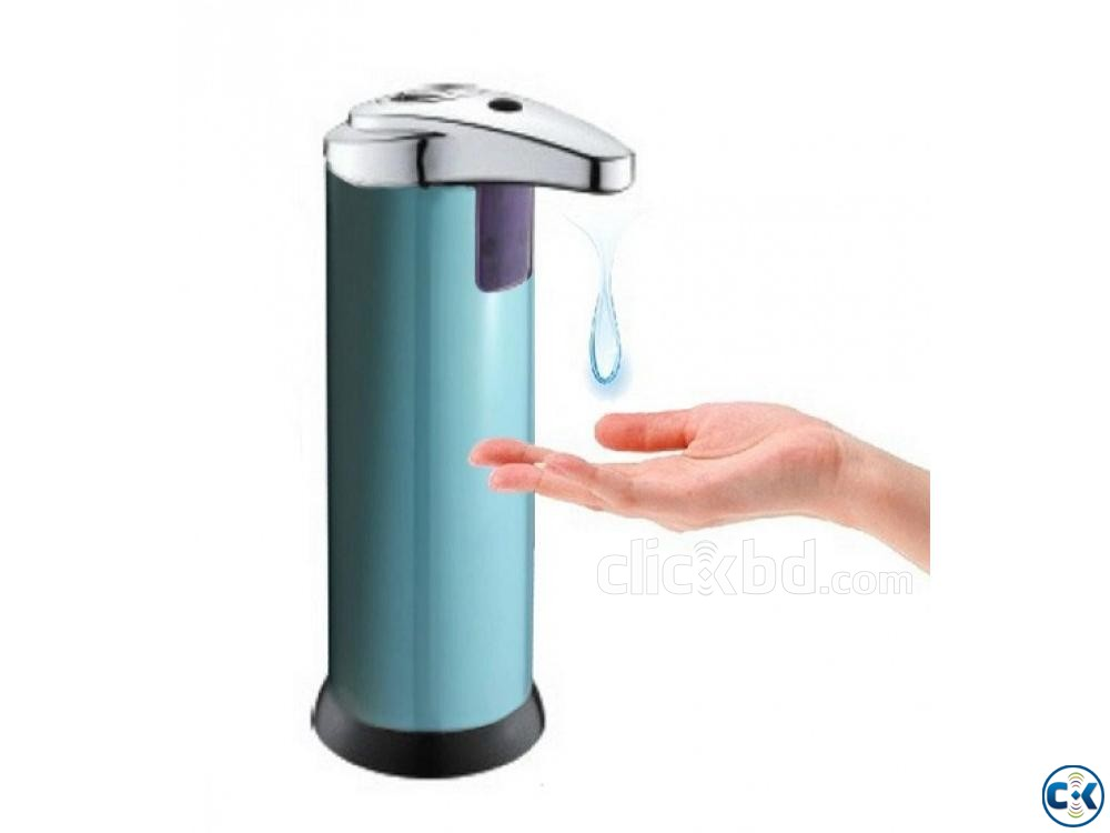 Automatic Sensor Soap Dispenser | ClickBD large image 0