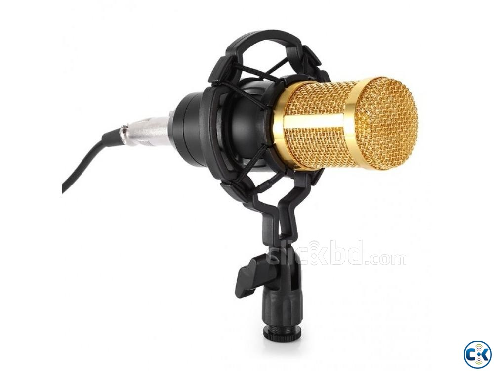 BM800 High Performance Condenser Microphone | ClickBD large image 0