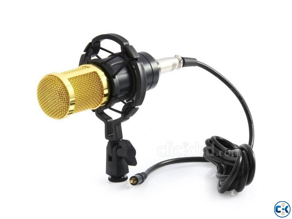 BM800 High Performance Condenser Microphone | ClickBD large image 1