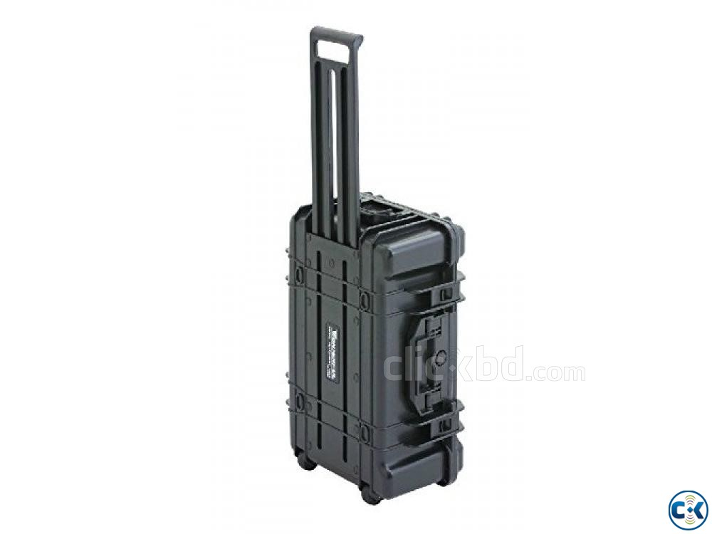 WONDERFUL PC-5622 Hard Case with Trolley for Camera | ClickBD large image 0
