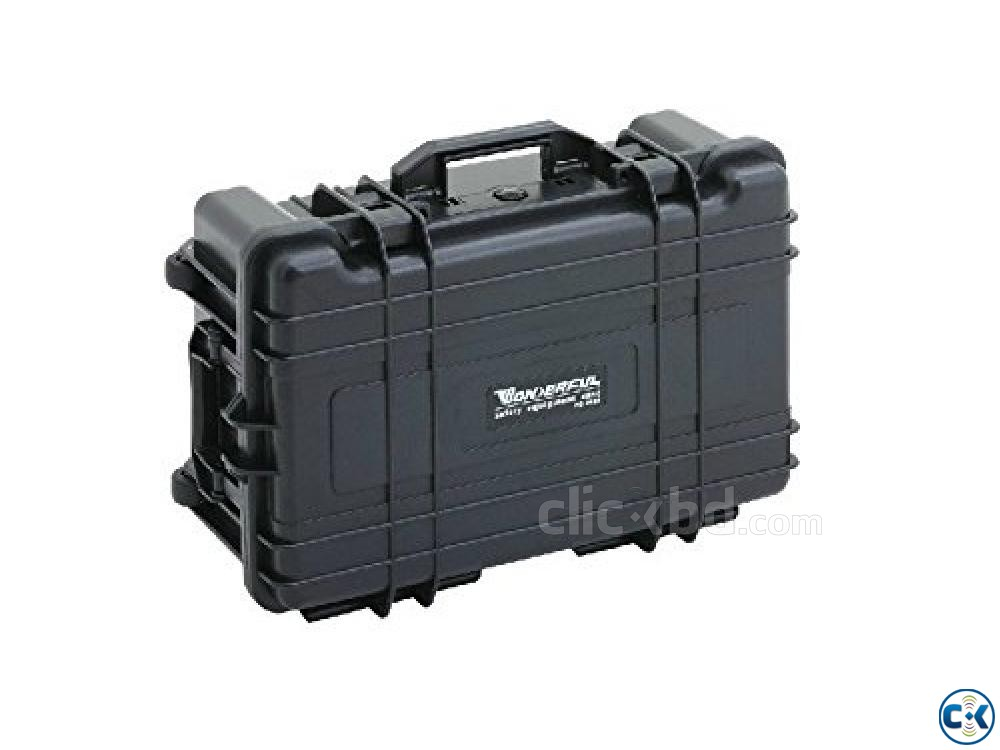 WONDERFUL PC-5622 Hard Case with Trolley for Camera | ClickBD large image 1