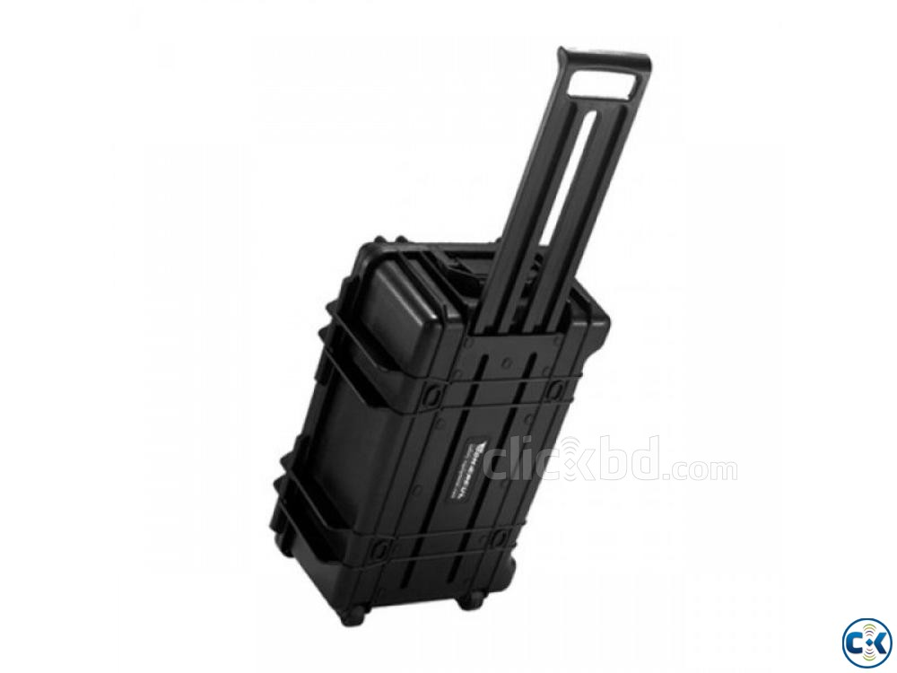 WONDERFUL PC-5622 Hard Case with Trolley for Camera | ClickBD large image 2