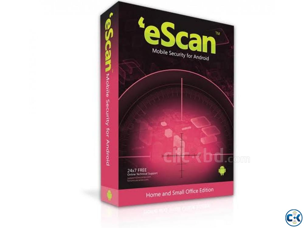 eScan mobile security | ClickBD large image 0