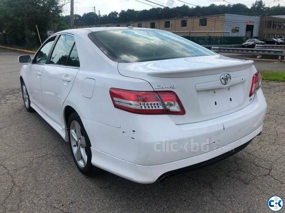2010 Toyota Camry SE 4dr Sedan 6A | ClickBD large image 1