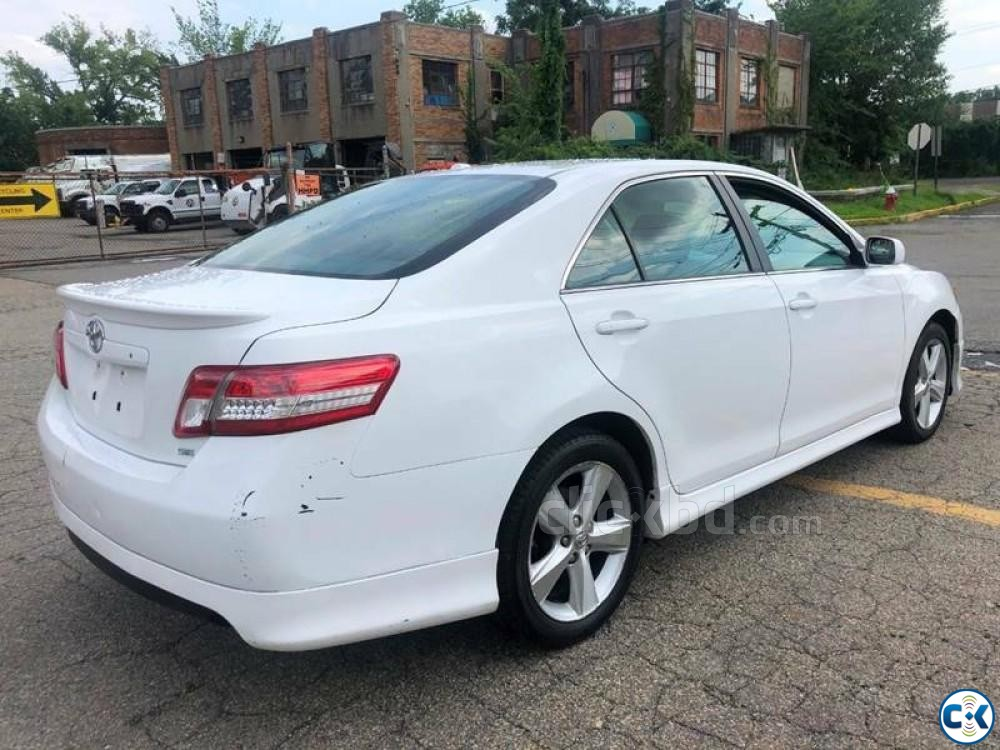2010 Toyota Camry SE 4dr Sedan 6A | ClickBD large image 3