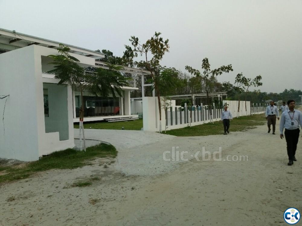 Land in Purbachal Navana | ClickBD large image 0