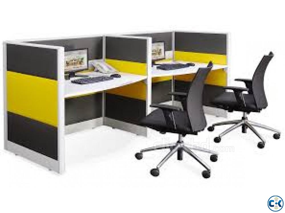 WorkStation partition Furniture Decoration | ClickBD large image 0