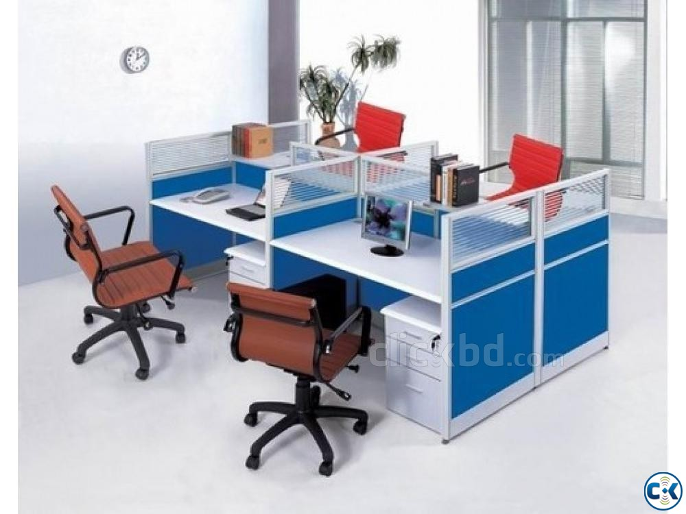 WorkStation partition Furniture Decoration | ClickBD large image 1