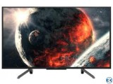 SONY BRAVIA 43W660G HDR SMART TV Model Year 2019