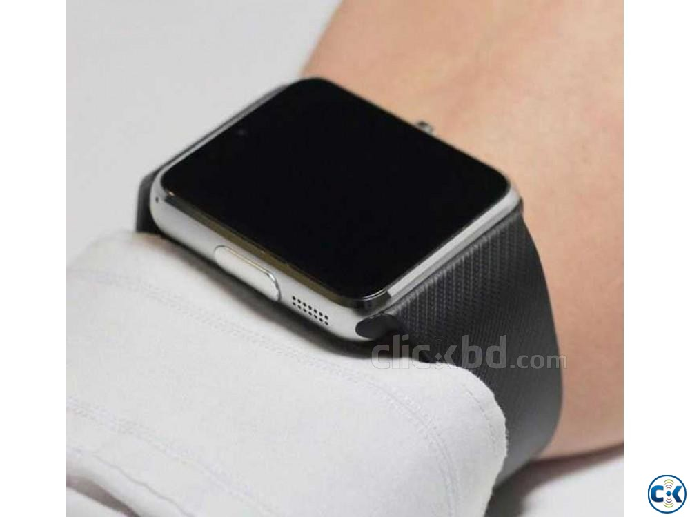 Smart Watch Men GT08 With Touch Screen | ClickBD large image 1