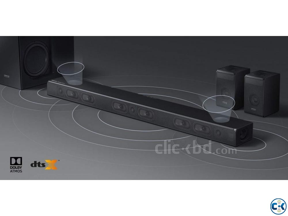 HW-N950 Samsung Harman Kardon Soundbar with Dolby | ClickBD large image 3