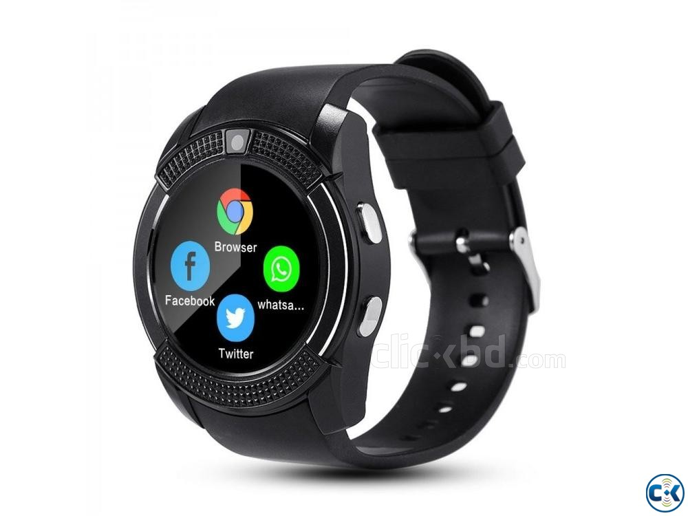 Men s Smart Bluetooth Sport Watches | ClickBD large image 1