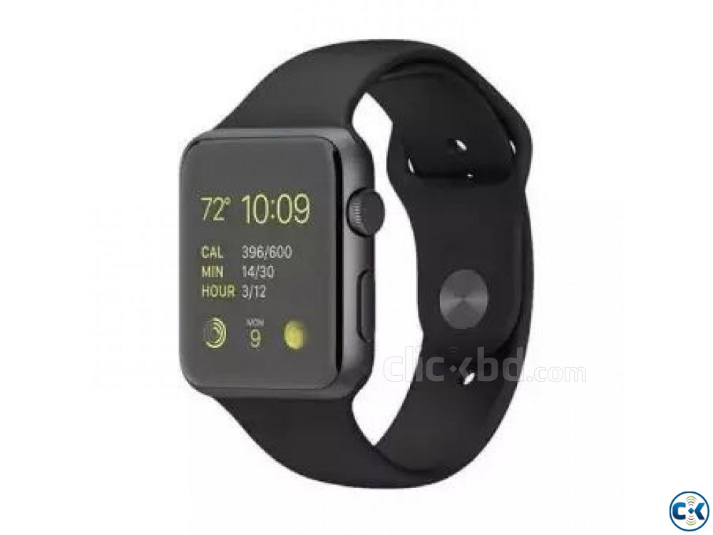 SIM Support Bluetooth Smart Mobile Watch | ClickBD large image 0