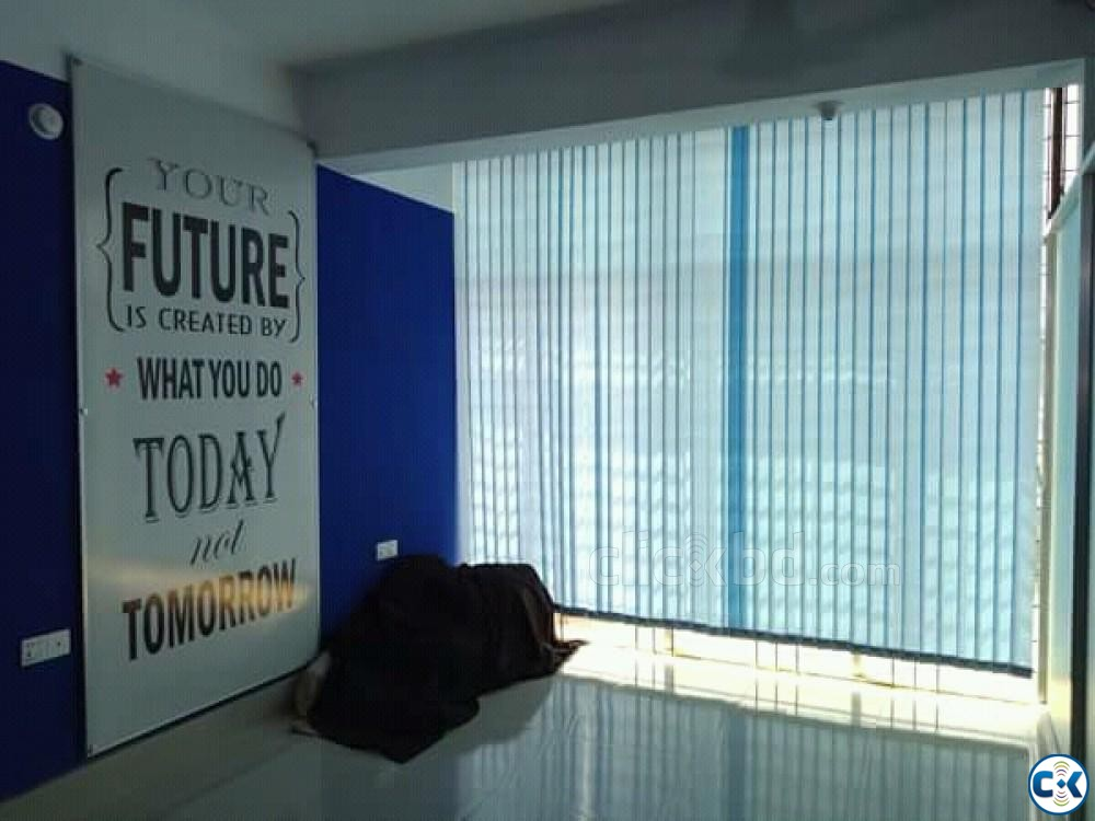 2200sft Beautiful Office Space For Rent Banani | ClickBD large image 0