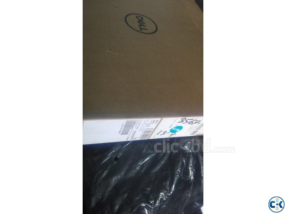 Brand new Dell Laptop i3 7th generation 4GB 1TB | ClickBD large image 2