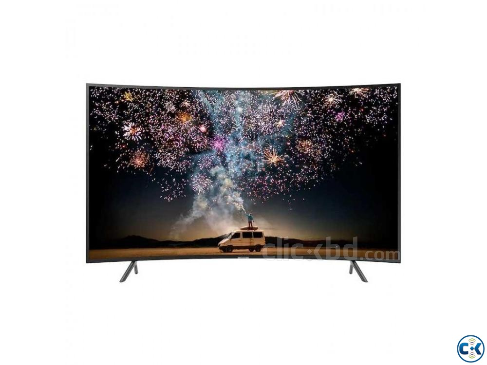 Samsung series 7 smart television 55 inch screen 4K | ClickBD large image 1