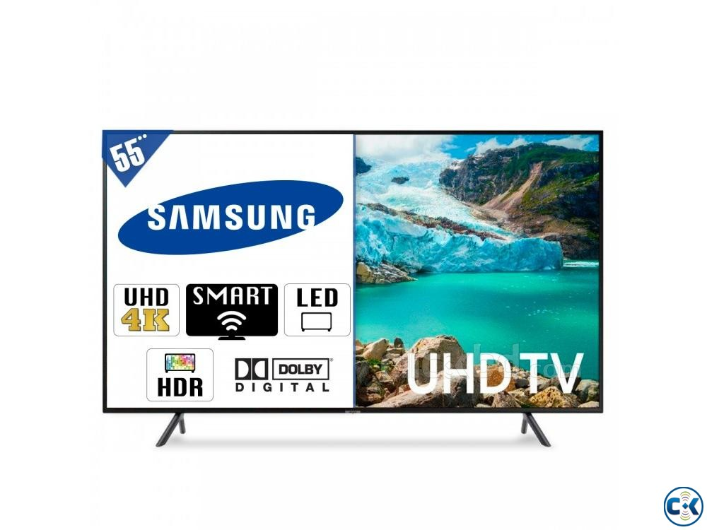 Samsung series 7 smart television 55 inch screen 4K | ClickBD large image 3
