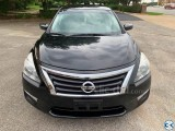 2014 Nissan Altima Black with 111345 Miles