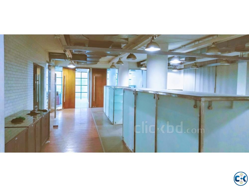 Commercial Open Space For Rent Banani | ClickBD large image 0