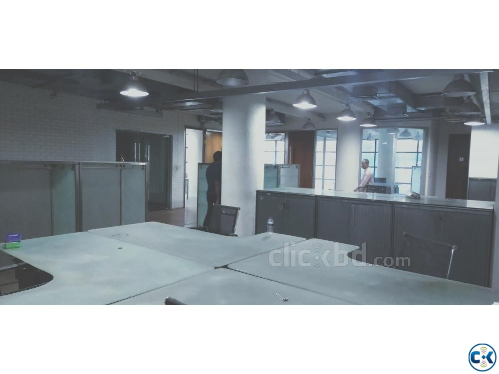 Commercial Open Space For Rent Banani | ClickBD large image 1