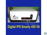 DIGITAL IPS 450VA ONLY UNIT