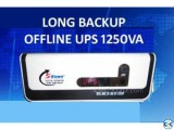 OFFLINE UPS 1250VA ONLY UNIT