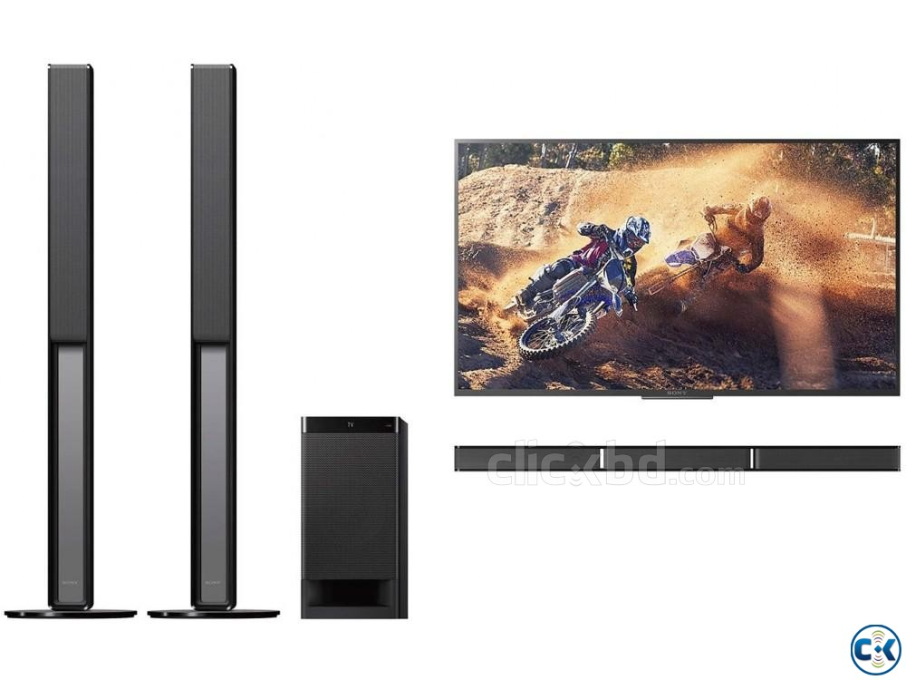 Sony HT-RT40 Sound Bar 5.1 best price in bd 600Watt | ClickBD large image 2