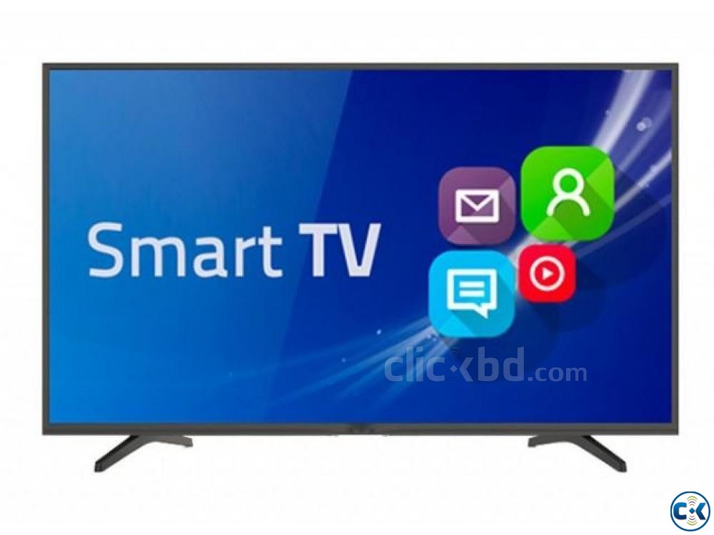 VEZIO 55 INCH FULL HD Smart Android LED TV NEW OFFER | ClickBD large image 1