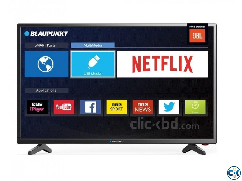 VEZIO 55 INCH FULL HD Smart Android LED TV NEW OFFER | ClickBD large image 4