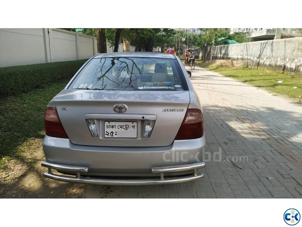 Toyota Corolla X 2004 | ClickBD large image 0