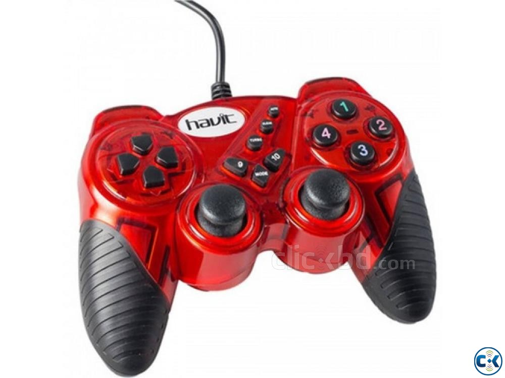 HAVIT HV-G92 Gamepad | ClickBD large image 0