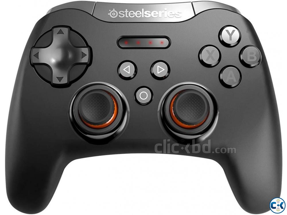 Steelseries STRATUS XL Gamepad For Windows And Android | ClickBD large image 0