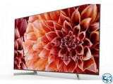 Android TV Sony 55 inch X9000F 4K HDR LED with X-motion