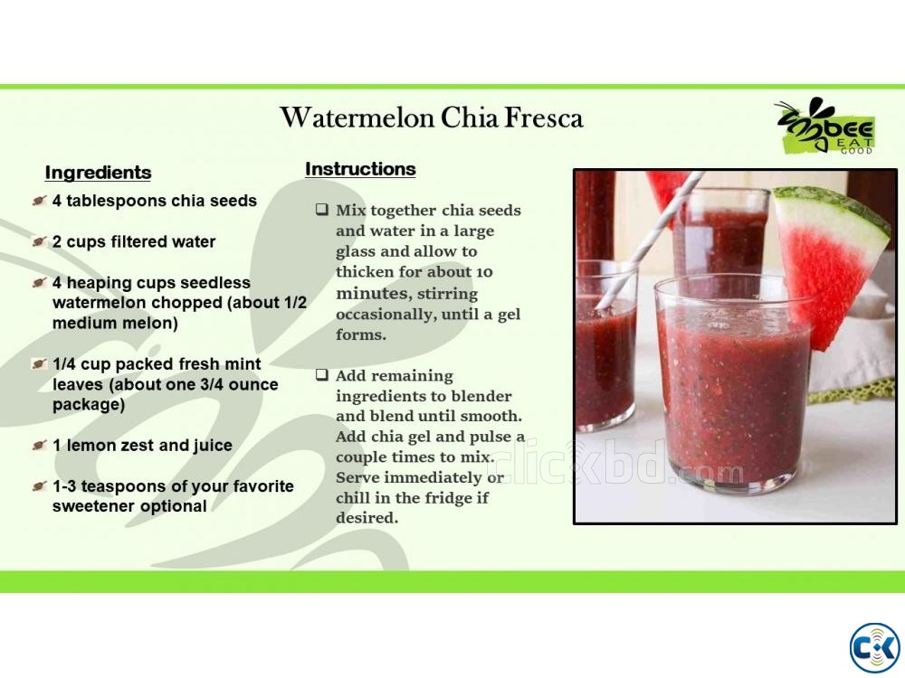 Chia seeds | ClickBD large image 1