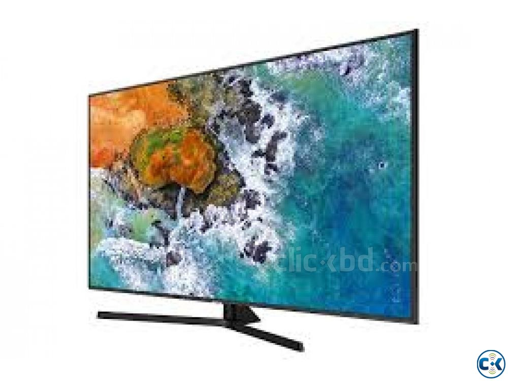 SAMSUNG 65 NU7100 4K HR UHD SMART LED TV 5 YRS WARRANTY | ClickBD large image 1