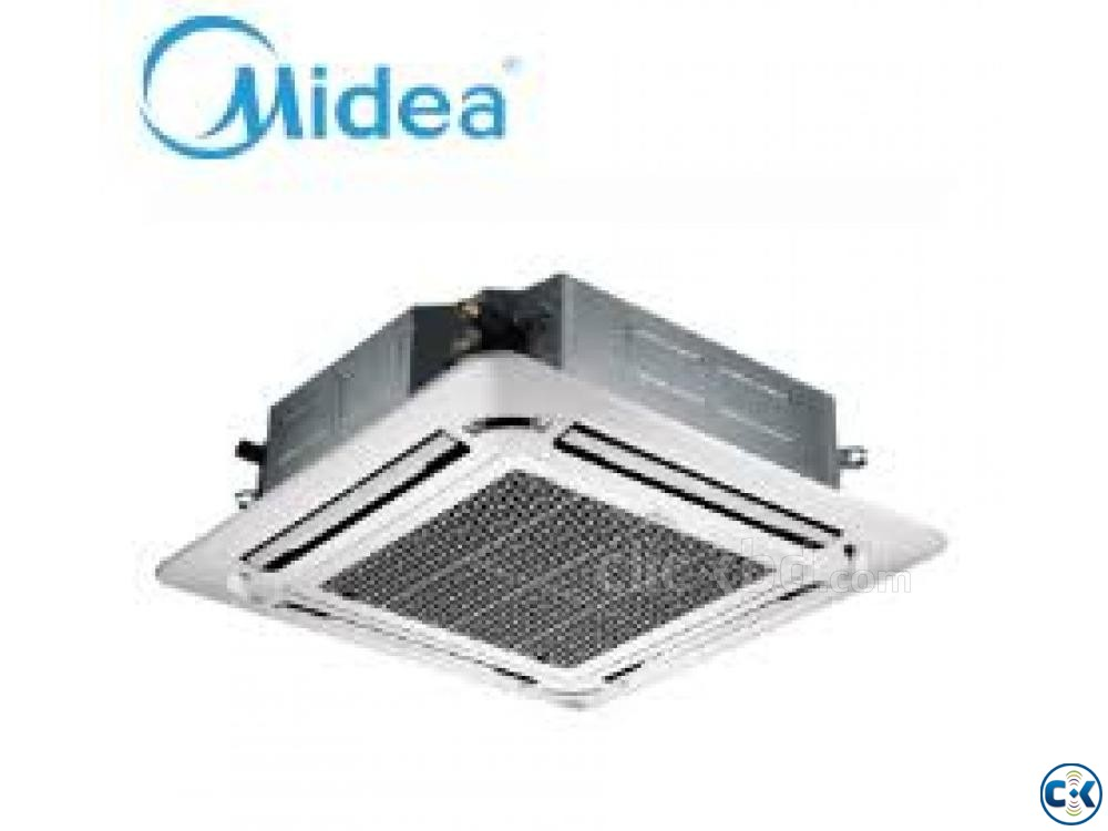 Air Conditioner MIDEA 5.0 Ton Celling Cassette Type ac | ClickBD large image 0
