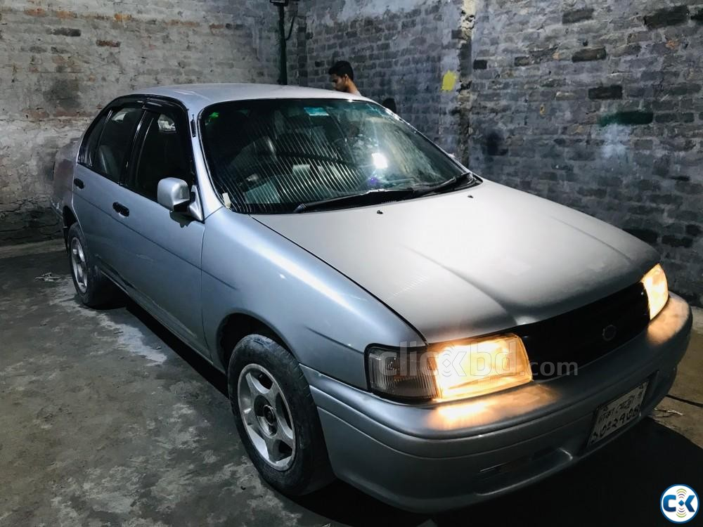 Toyota Corsa 1993 in real mint condition | ClickBD large image 1