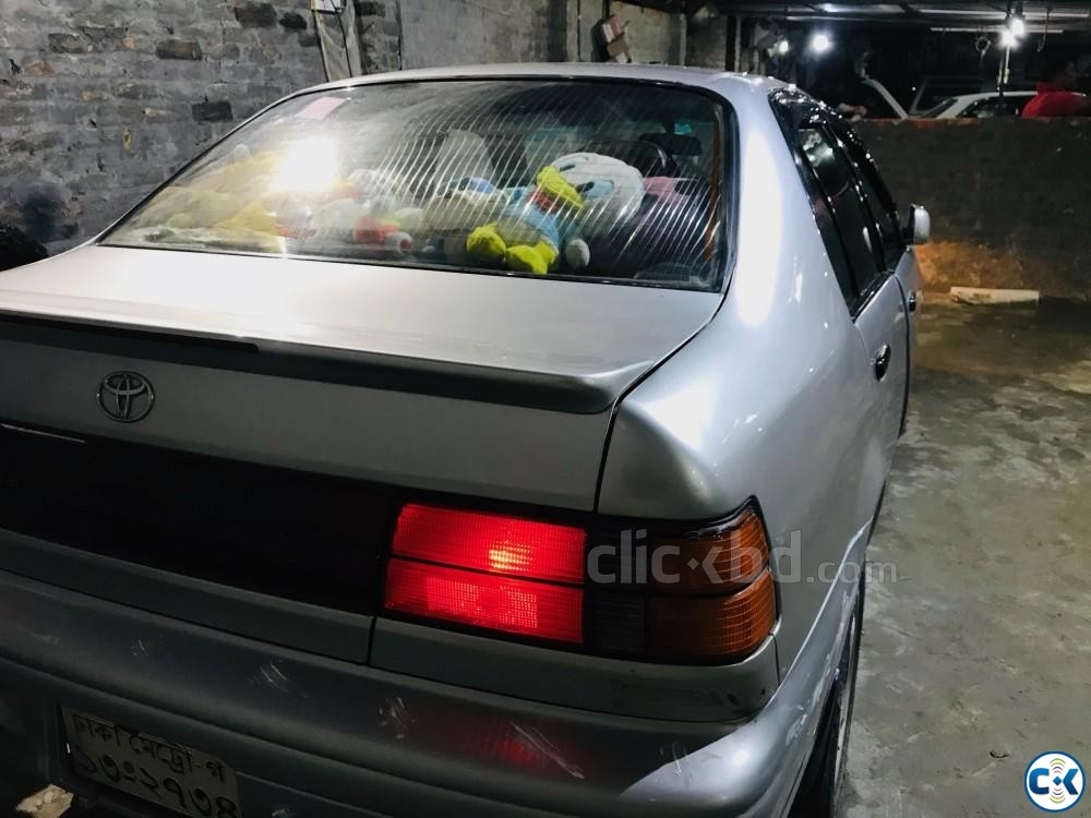 Toyota Corsa 1993 in real mint condition | ClickBD large image 2