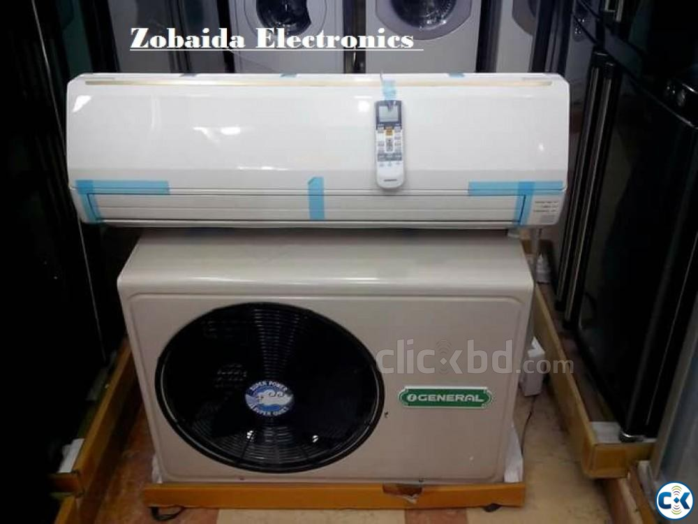 Fujitsu O General 2.0 TON ASGA24AHT Air Conditioner | ClickBD large image 1