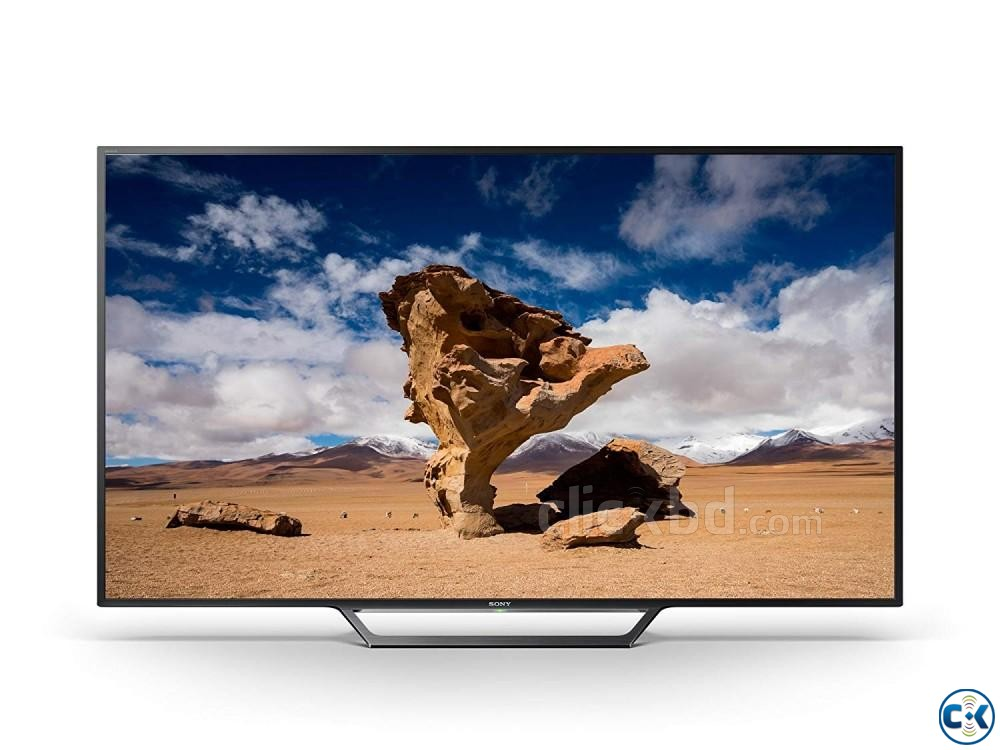 New Sony Bravia W652D 48 Inch Full HD Smart Wi-Fi TV | ClickBD large image 3