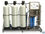 RO water Treatment plant 1500Gpd