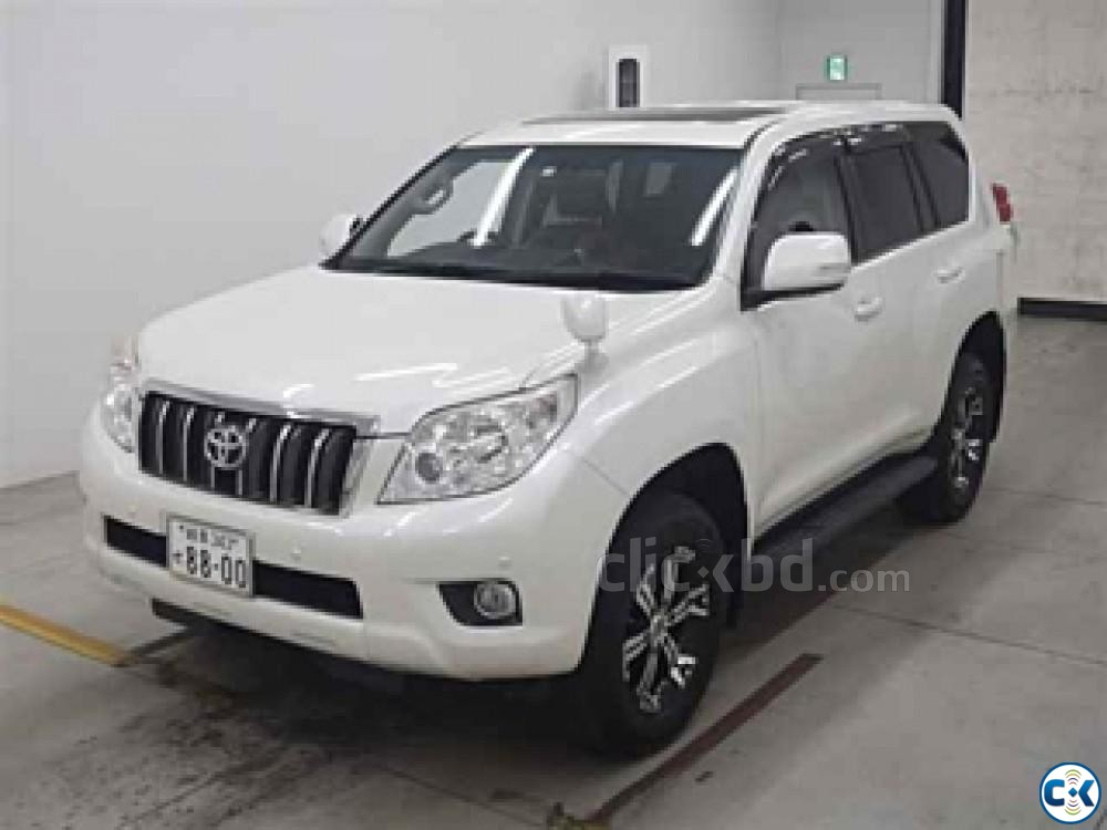 Toyota Land Cruiser Prado Tx Ltd. | ClickBD large image 4