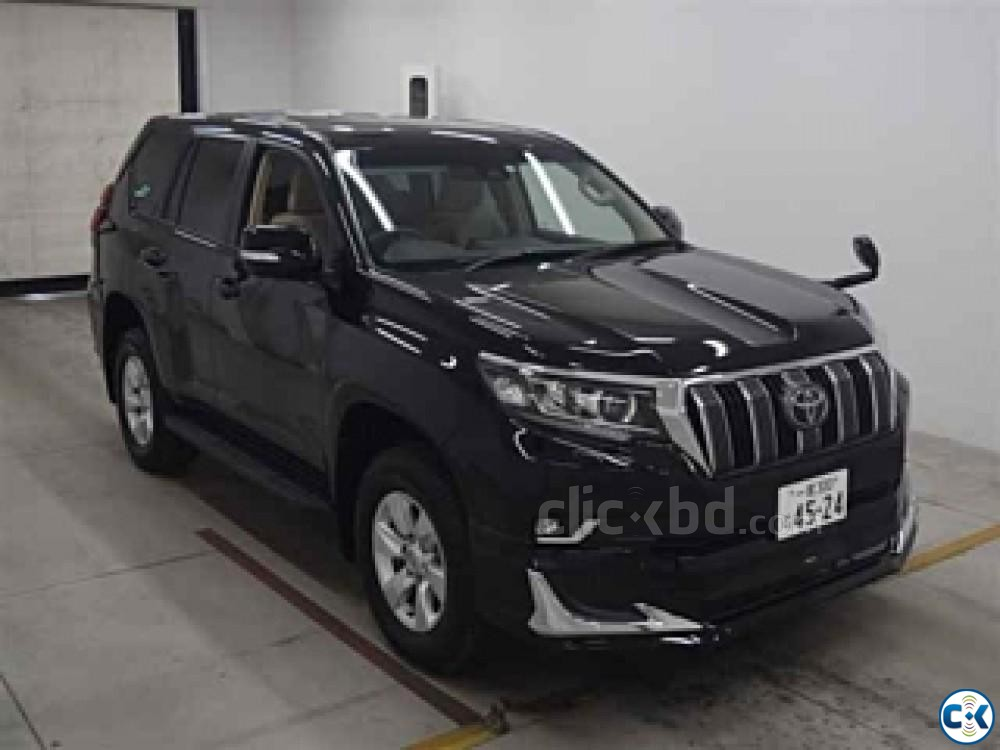 Toyota Land Cruiser Prado Tx Ltd. | ClickBD large image 1