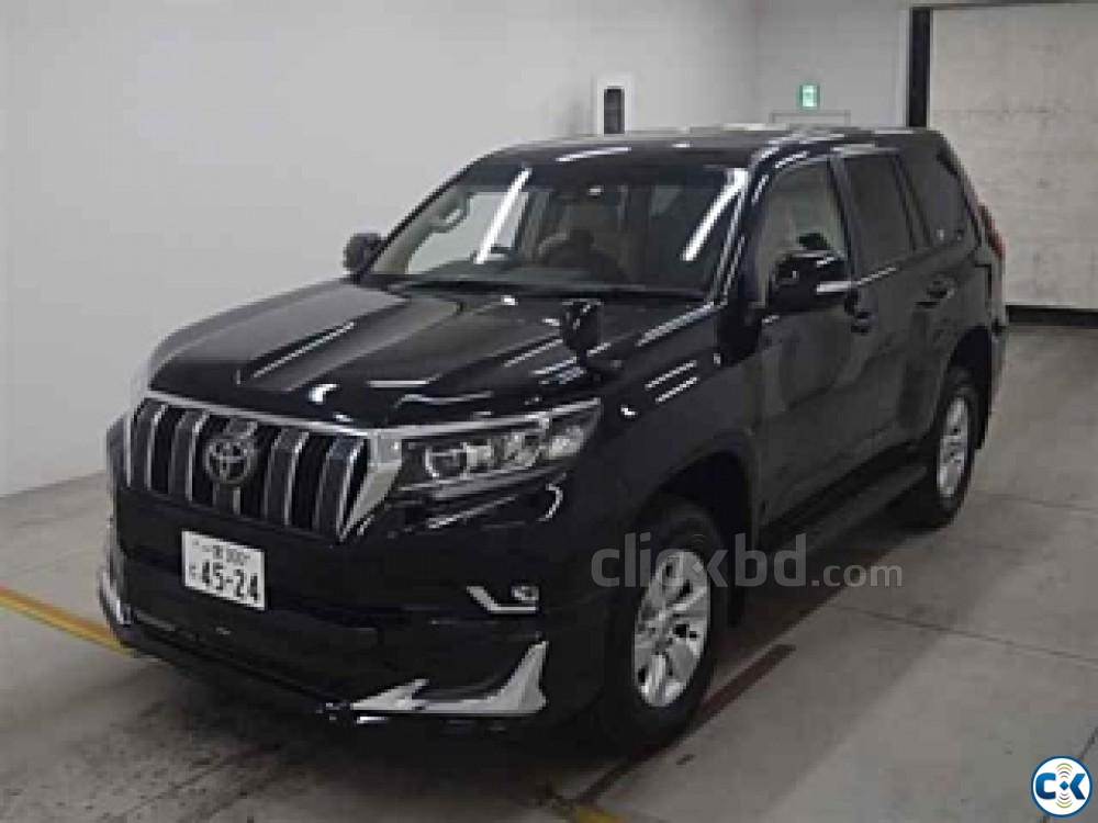 Toyota Land Cruiser Prado Tx Ltd. | ClickBD large image 3