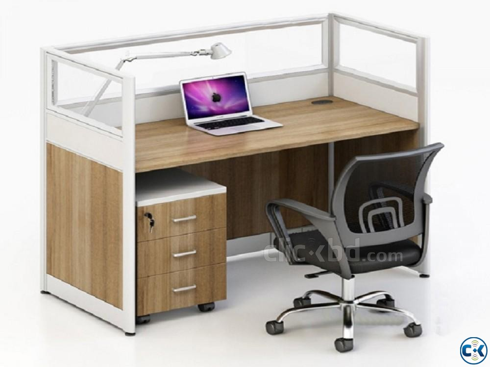 Workstation bd Workstation desk bd W.D 0007  | ClickBD large image 0