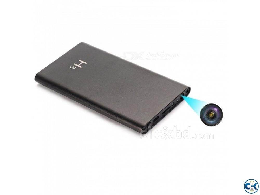spy wifi camera Mobile Power Bank | ClickBD large image 1
