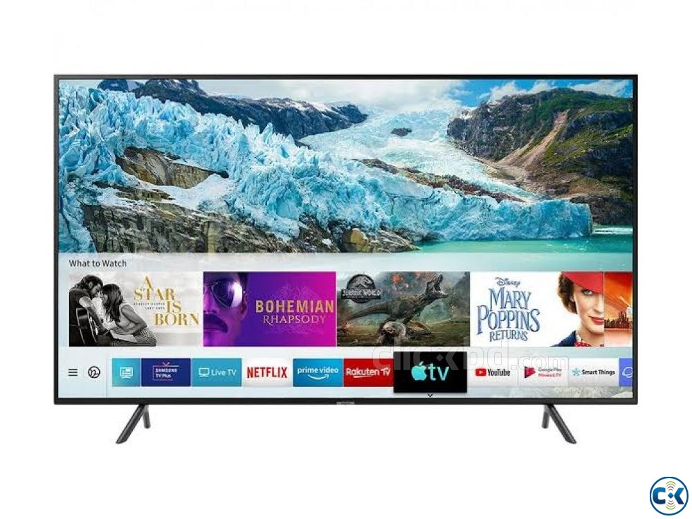 NewSamsung RU7100 2019 4K UHD 50 inch Smart LED TV | ClickBD large image 0