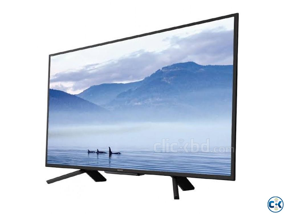 New Sony 50W660F 50 Full HD LED HDR Smart Tv 2019 | ClickBD large image 0