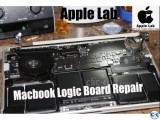 Retina Macbook Pro Logic Board Repair Service Liquid Spill